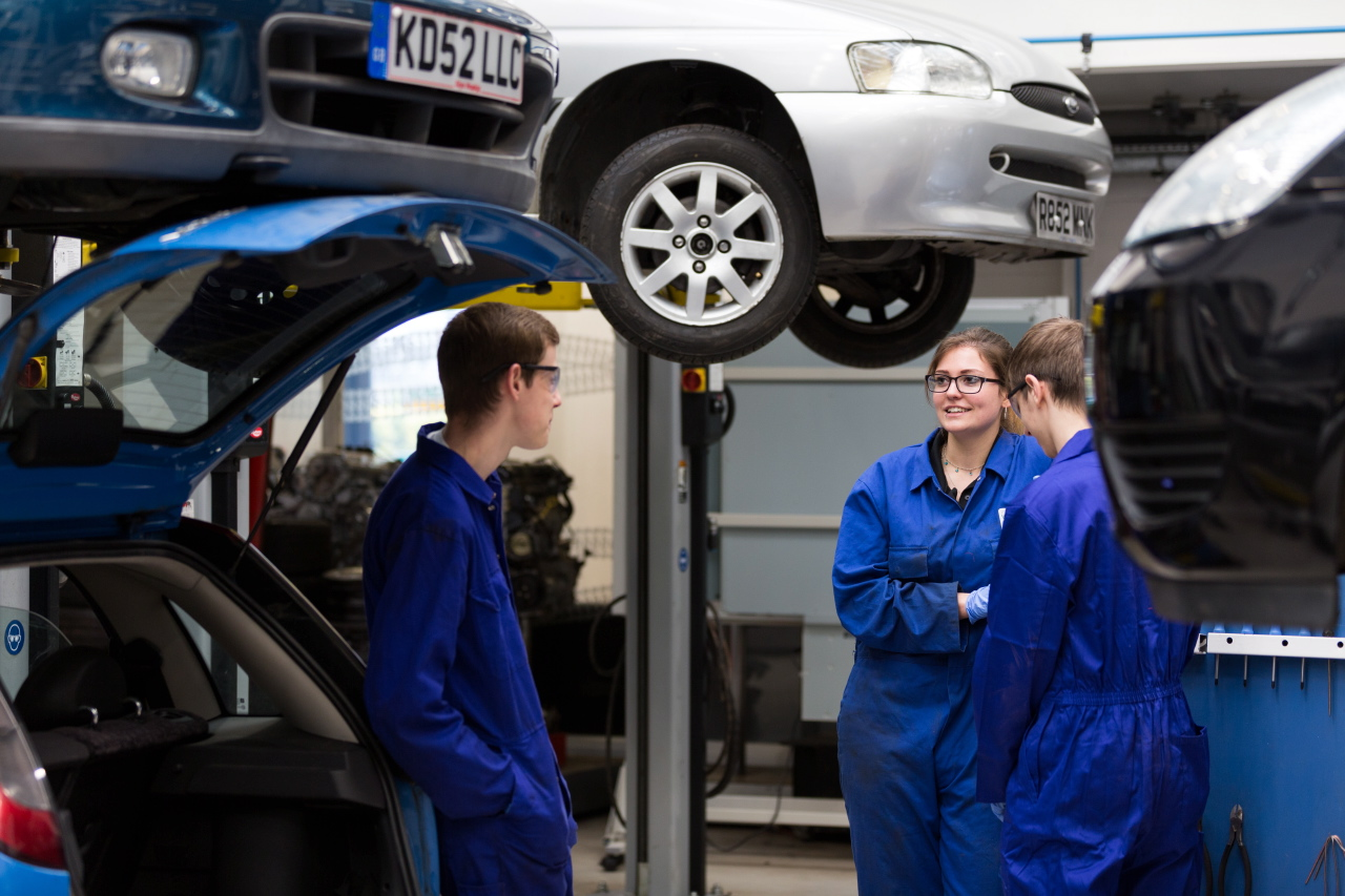 Level 3 Diploma In Light Vehicle Maintenance And Repair