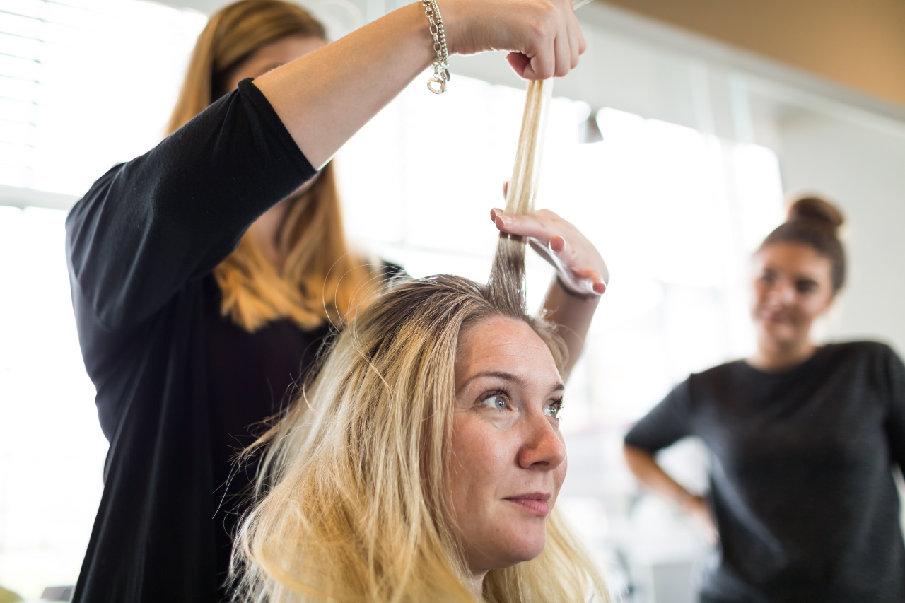 level 2 certificate in hairdressing