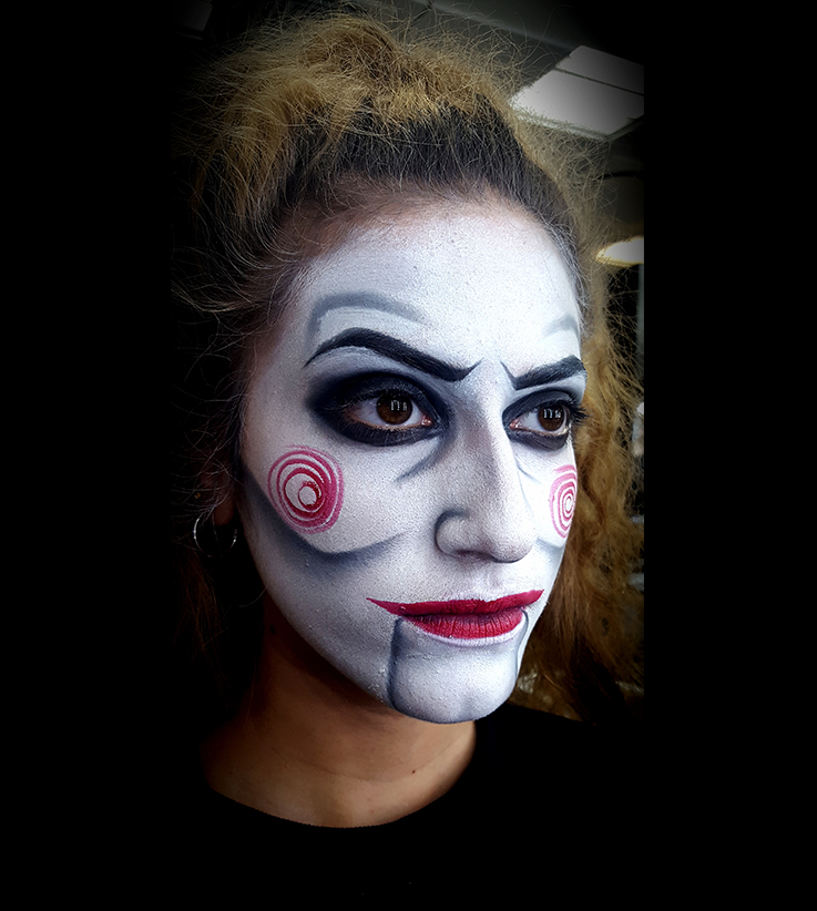 Level 3 Diploma In Hair And Media Make Up Theatrics And