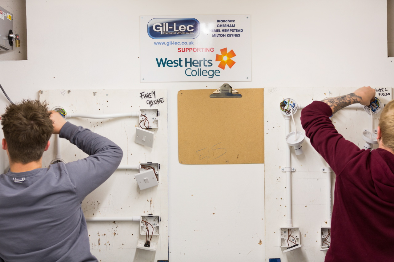 Level 1 Diploma In Electrical Installation West Herts