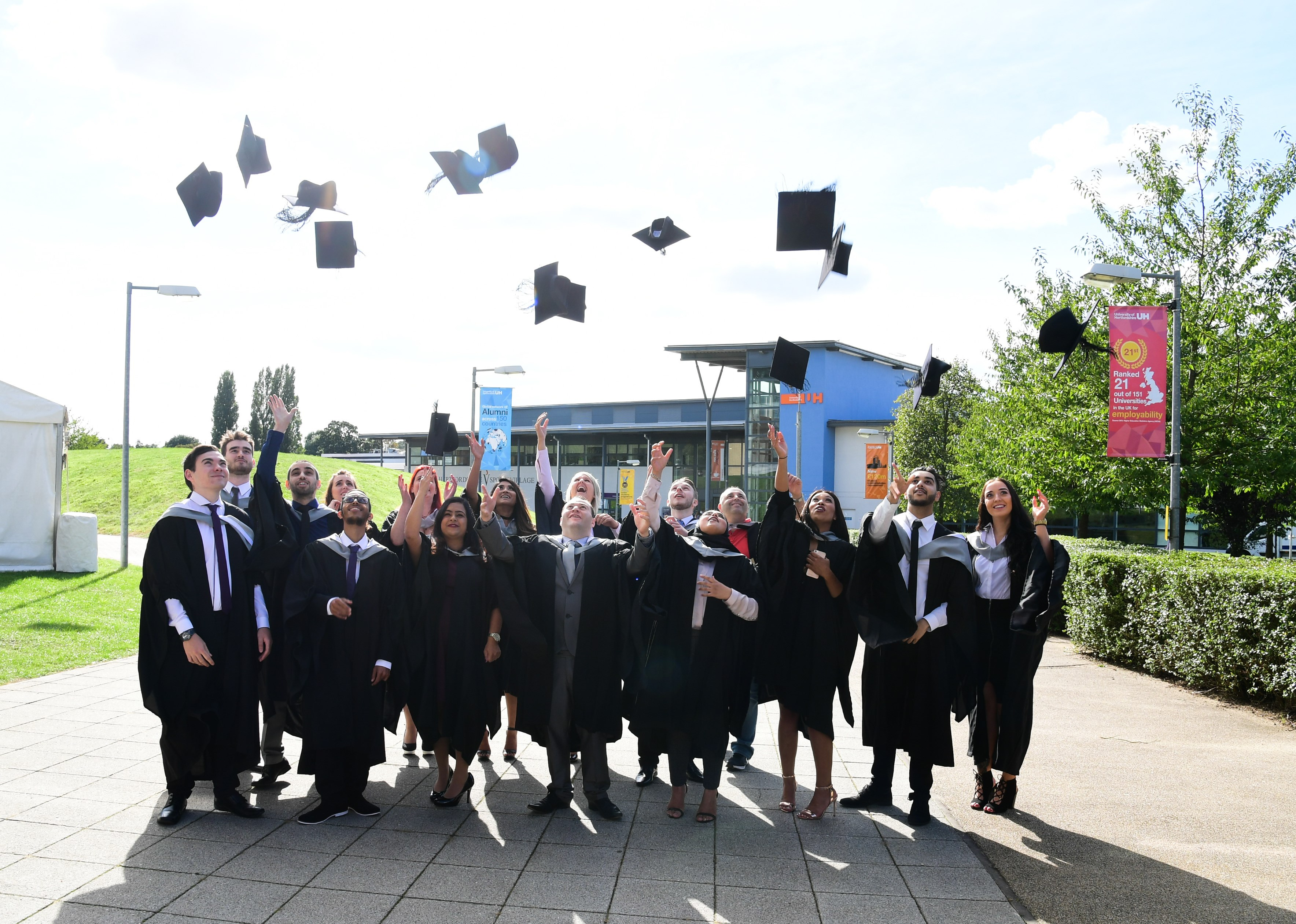West Herts College Graduation 2016