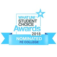 Whatuni awards nomination
