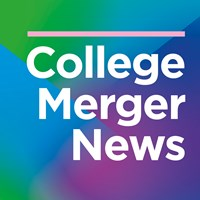 College merger news square image png